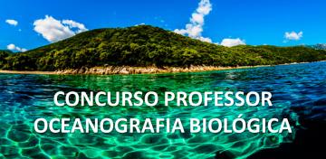 Concurso Oceanografia